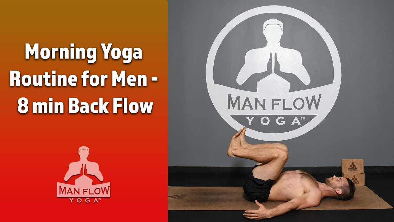 Morning Yoga Routine For Men