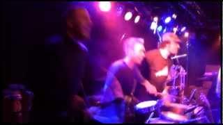 Batucada Sound Machine - Samba Reggae - Europe 2012.mp4