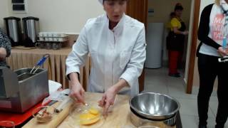 Казань 2016. Мастер-класс по приготовлению чак-чака