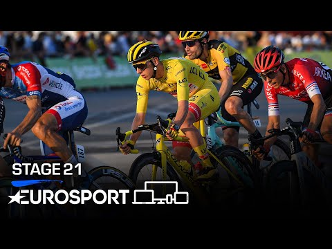 Tour De France 2020 - Stage 21 Highlights | Cycling | Eurosport