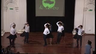 Bachata nastup učenika na 7.  Al Centro rođendanu