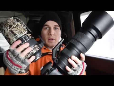 Photo Vlog: Nikon 200-500mm f5.6 E ED VR