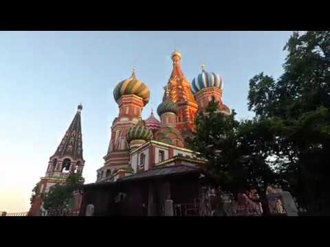 Russia: Europe Trip 2017 Part 1