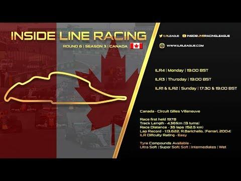 Inside Line Racing | R6 Canadian Grand Prix | ILR3