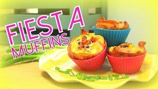 Fiesta Muffins | Cheap Clean Eats