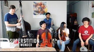 SUPERSTITION | Stevie Wonder || JHMJams Cover No.238