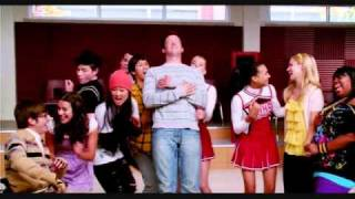 Lean on me lyrics (glee cast verison)