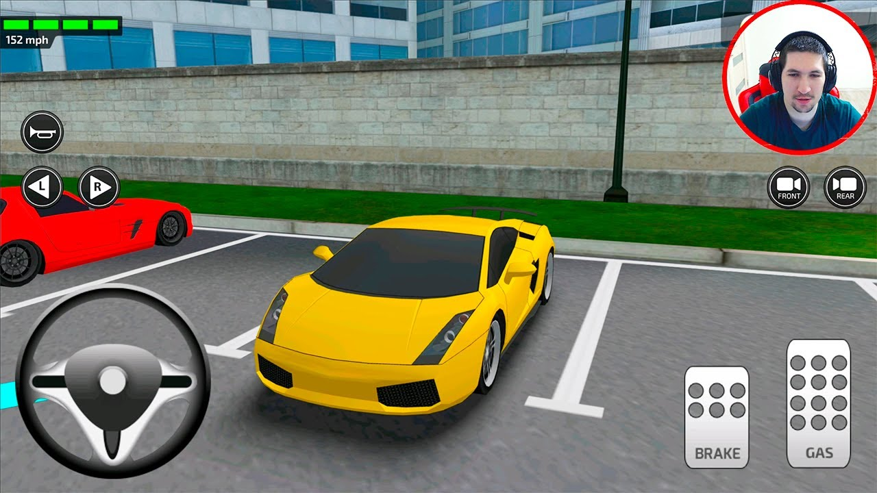 Parking Frenzy 3d Game #10 Car City Driving Android ios Gameplay