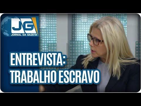 Maria Lydia entrevista Claudia Lovato Franco, proc. Min. Público do Trabalho, sobre trabalho escravo