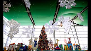 Get into the holiday spirit at the Children's Museum