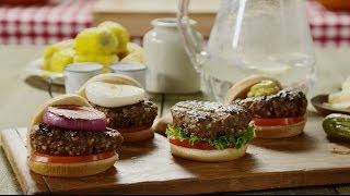 Beef Recipes - How To Make The Best Hamburger Ever