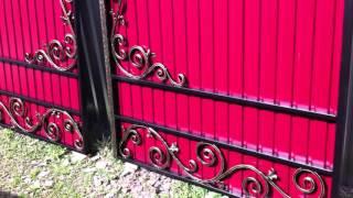 видео Где заказать кованые ограждения в Волгограде