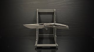 Knight от Rike Knife благородный рыцарь среди ножей