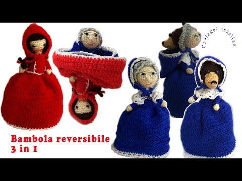 Amigurumi cupcake baby doll pattern free   Doll patterns free ...   360x480