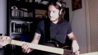 Matteo Carlini Gary Go - Life gets in the way Bass cover