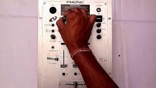 How to Use a DJ Mixer || DJ Mixer Review In Hin...