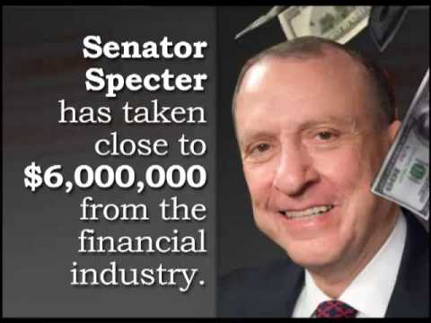 Arlen Specter - A Choice to Make
