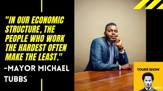 Mayor Michael Tubbs discusses his universal income experiment