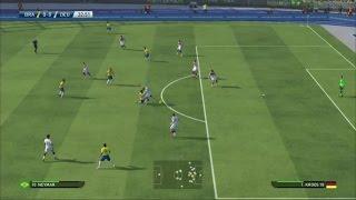 Великолепный геймплей PES 2015 на платформе PS4