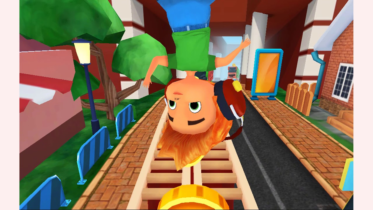 play free online games like subway surfers