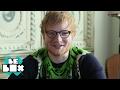 "Capture de la vidéo Ed Sheeran: ""elton John Is Always Asking Me To Sit On His Face"" | Beboxmusic"