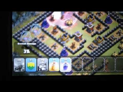 Clash Of Clans Goblins Level 50