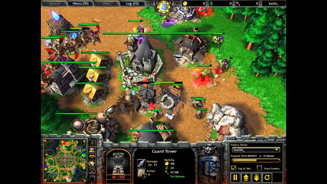 Warcraft 3 Frozen Throne скачать Torrent - фото 6
