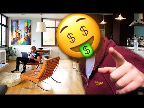HOW TO LIVE LIKE A MILLIONAIRE! San Fran Vlog 3