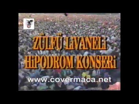 Zülfü Livaneli Ankara Hipodrom Konseri   19 Mayıs 1997