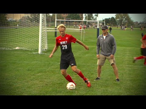Benet Academy vs. Joliet Catholic Academy, Boys Soccer // 09.21.16