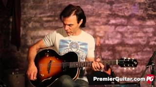 Review Demo - The Loar LH301T Thinbody Archtop