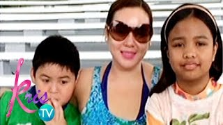 Kris TV: Claudine on being a mom