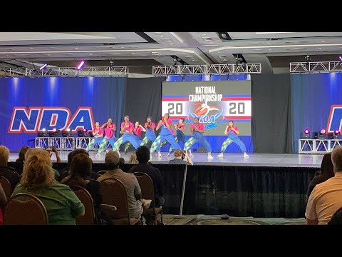 Brooke Point High School National Dance competition Orlando Florida 2020