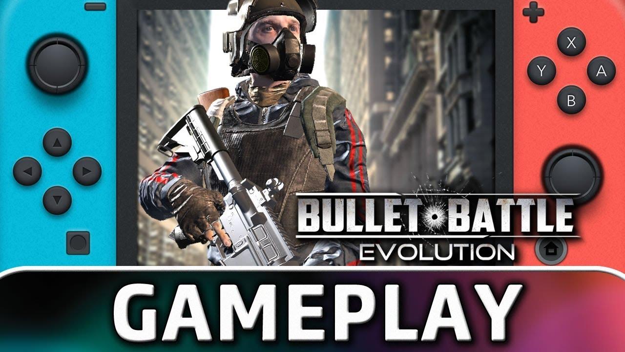 Bullet Battle: Evolution   First 10 Minutes on Nintendo Switch