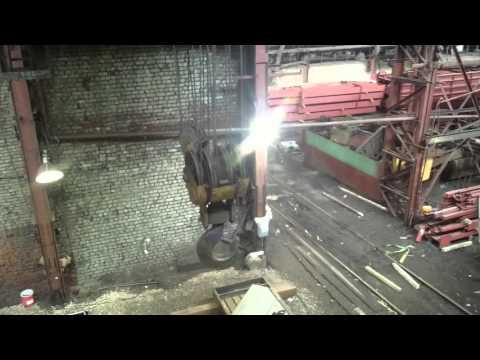 Кран 50 тонн мостовой