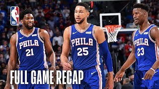 NETS vs 76ERS | Philly Marches into East Semis | Game 5