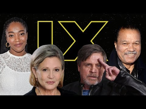 Episode IX Begins Shooting Next Week - Returning and New Castmembers Announced