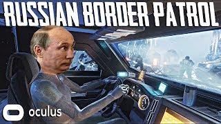 RUSSIAN BORDER PATROL • ARKTIKA.1 GAMEPLAY - OCULUS RIFT