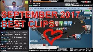 Best clips. September 2017.