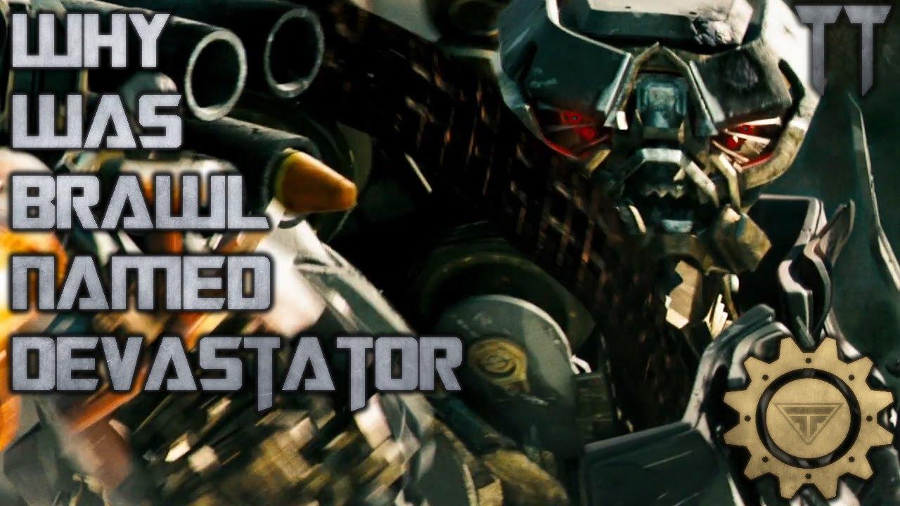Why Was Brawl Named Devastator In TF 2007