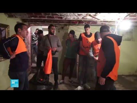 الجزائر: -السترات البرتقالية- مبادرة لحماية الاحتجاجات من أعمال الشغب  - نشر قبل 41 دقيقة