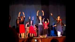 Еврейский танец Хава-Нагила
