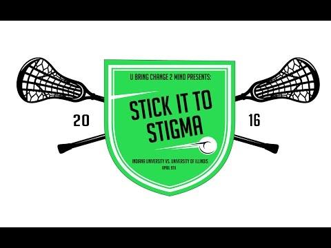 Stick It To Stigma - Indiana University V. University of Illinois