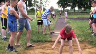 Пер во ДЮСШ по легкой атлетике 27 05 2014г
