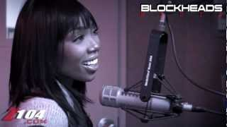 Interview with Brandy Norwood by Z104 (Virginia Beach)
