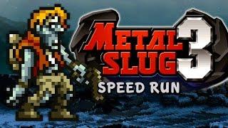METAL SLUG 3 - 'ALL SECRETS' Speed RuN