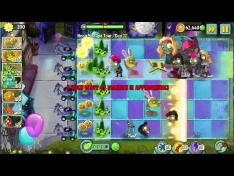 Plants Vs. Zombies 2 [101]: Jacking It At Karaoke
