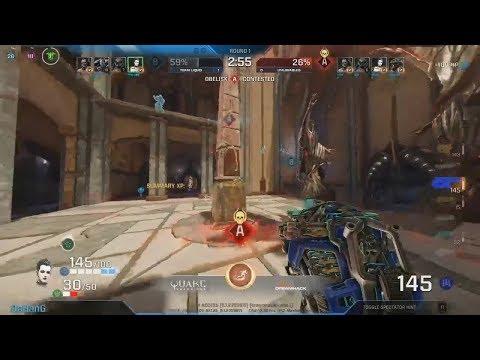 Team Liquid vs. Unlovables, Grand Final 4x4 (DreamHack Denver 2017)