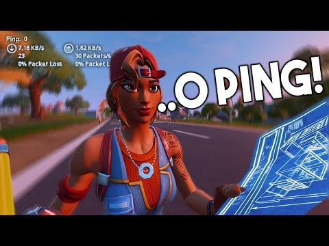 How To Get 0 Ping In Fortnite Chapter 2 Creative! (CHAPTER 2 0 PING GLITCH)
