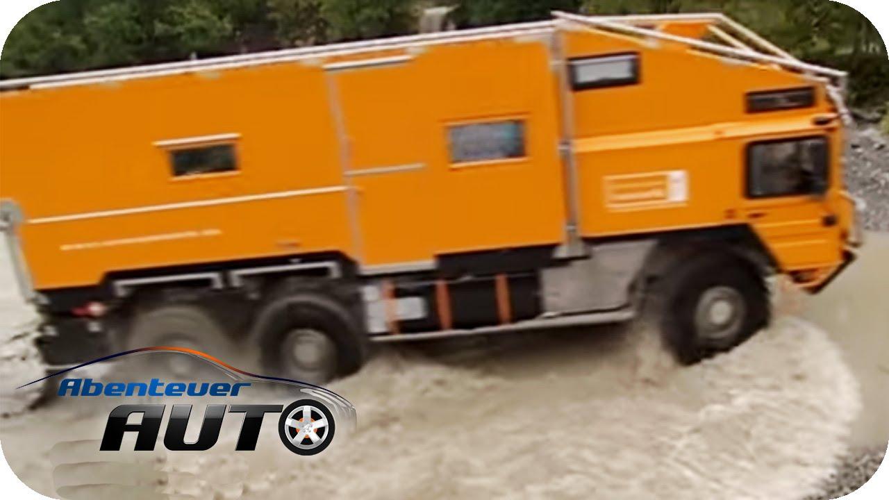 Expeditionsmobil-Expedition  Abenteuer Auto Classics